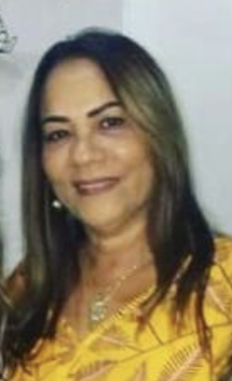 Maria Cristina Soares era professora do Cefet e foi atropelada pelo jogador Marcinho, ex-Botafogo — Foto: Reprodução