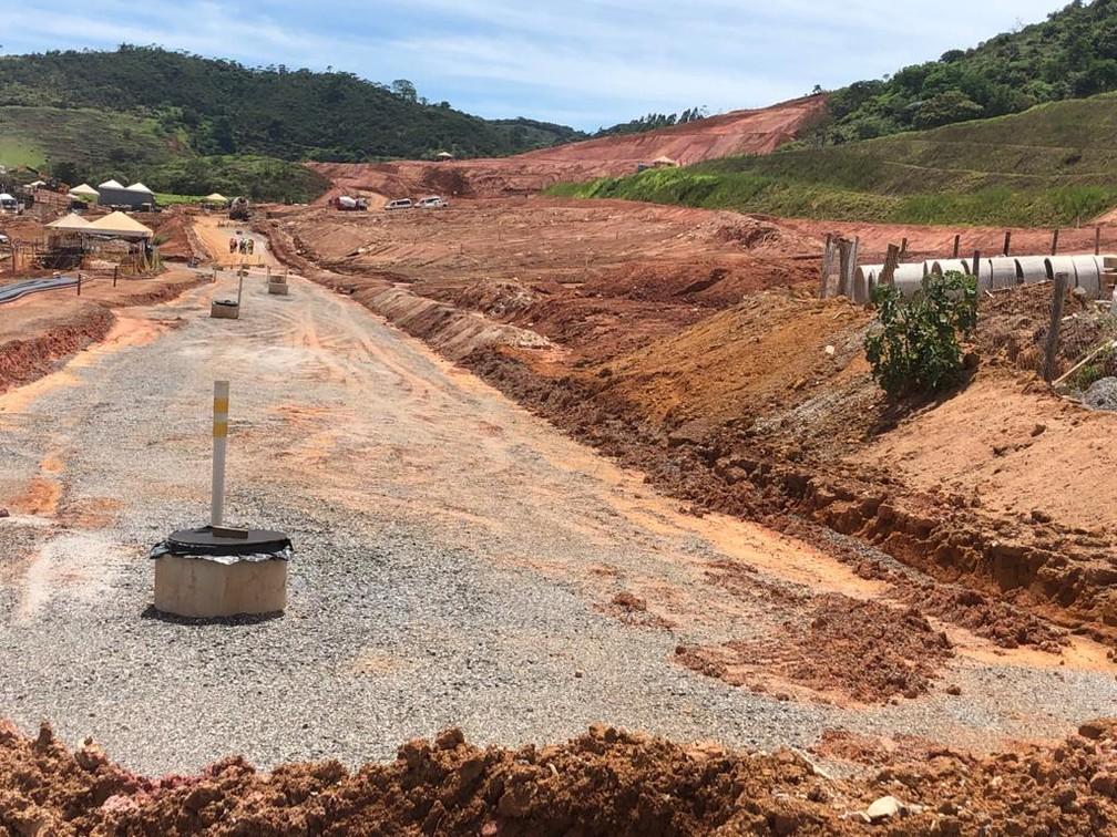 Em Paracatu de Baixo, nenhuma casa foi construída em cinco anos — Foto: Romeu Geraldo Oliveira/Arquivo Pessoal