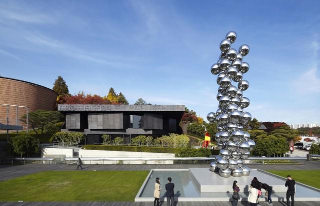 Museu Leeum, em Seul (Foto: Divulgação)