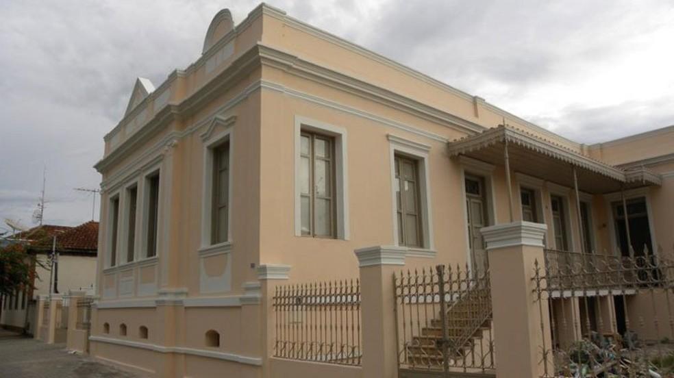 -  Casa de Olegário Maciel passará por reformas em Patos de Minas  Foto: Prefeitura de Patos de Minas/Divulgação
