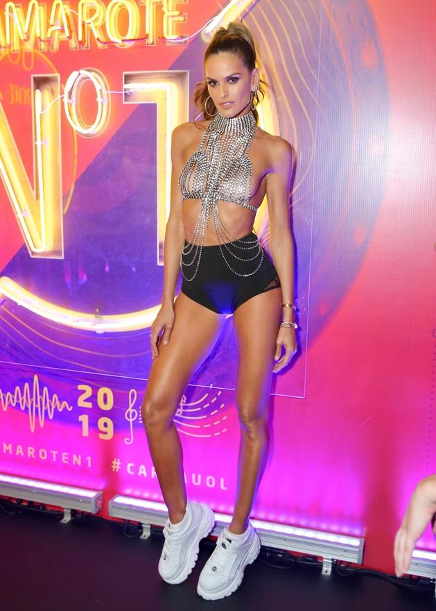 Izabel Goulart (Foto: Manuela Scarpa / Brazil News)