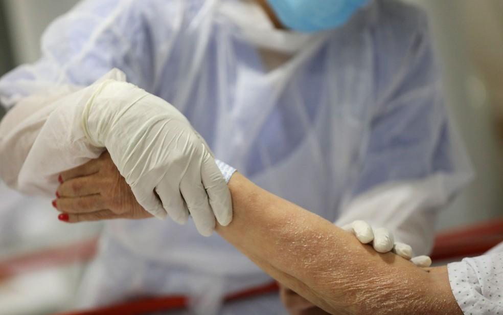 Promotor alerta sobre possível aumento de mortes em Presidente Prudente — Foto: Reuters/Susana Vera