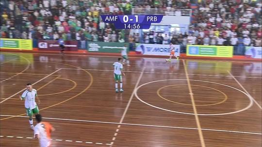 Fim da espera! Nos pênaltis, Paranaíba vence Amigos Futsal e conquista a Copa Morena
