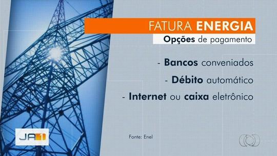 Clientes terão que desembolsar R$ 2,80 para pagar faturas da Enel em lotéricas; veja onde quitar a conta sem a taxa