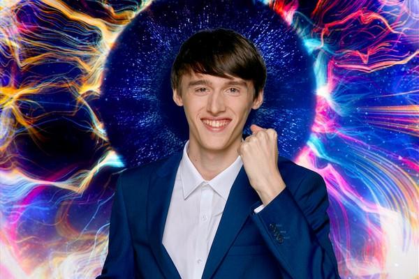 O youtuber Cameron Cole, vencedor da mais recente edição do Big Brother britânico (Foto: Divulgação)
