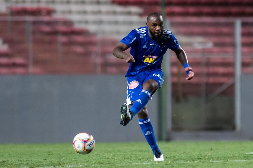 Manoel tem vínculo com o Cruzeiro se encerrando no meio do ano — Foto: Bruno Haddad