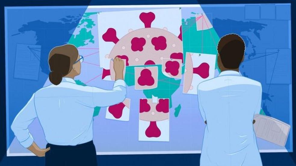 Bancas, congressos, revisão de pares... a validação 'comunitária' do conhecimento faz parte da rotina de um cientista — Foto: BBC/REPRODUÇÃO