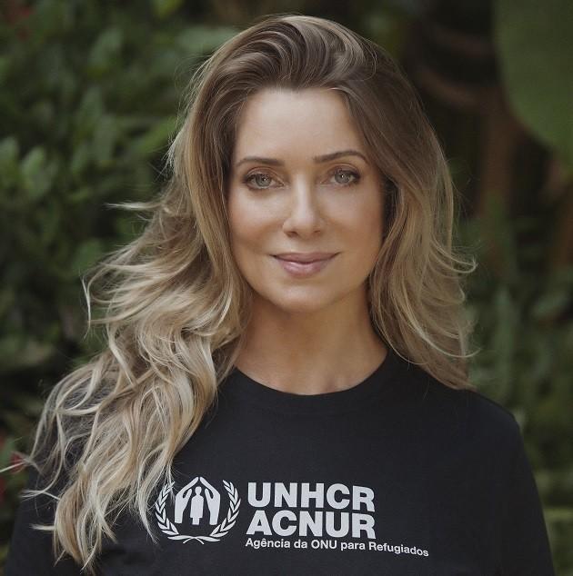 Leticia Spiller participa de live da ONU em prol de mulheres refugiadas