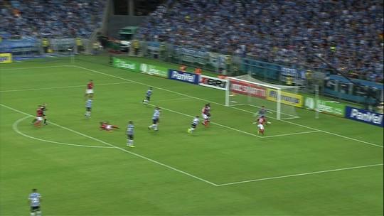Derrota no Gre-Nal freia embalo, mas Inter tira lição de postura com um a menos