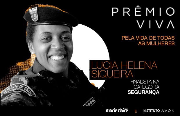 Lúcia Helena  (Foto: Silvana Martins)