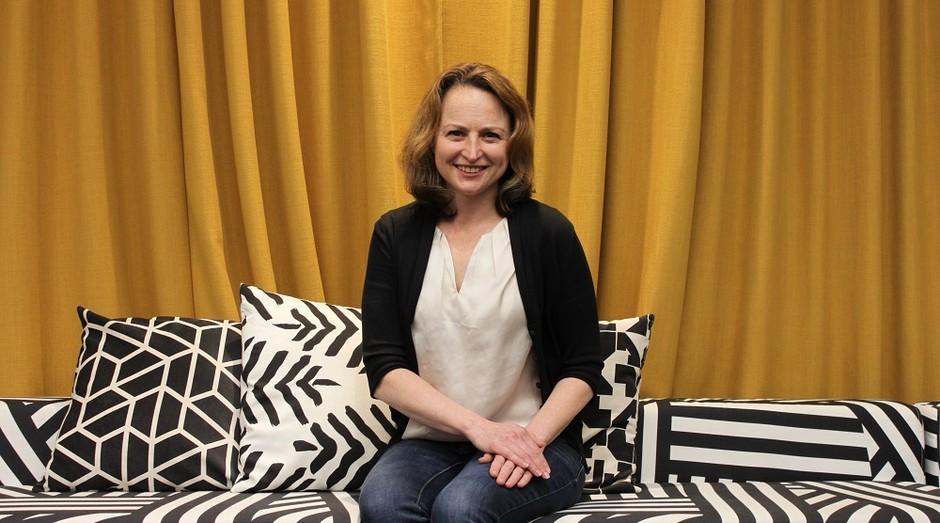 Kim Spalding, diretora global de desenvolvimento de produtos para PMEs do Google (Foto: Divulgação)