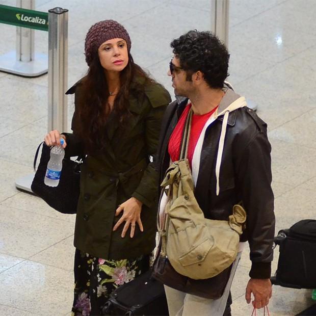 Vanessa Gerbelli e  Danilo Dal Farra (Foto: AgNews)