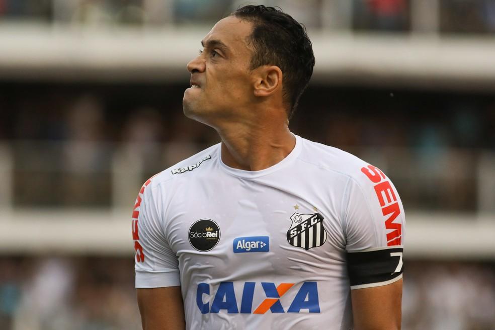 Em 2017, Ricardo Oliveira só