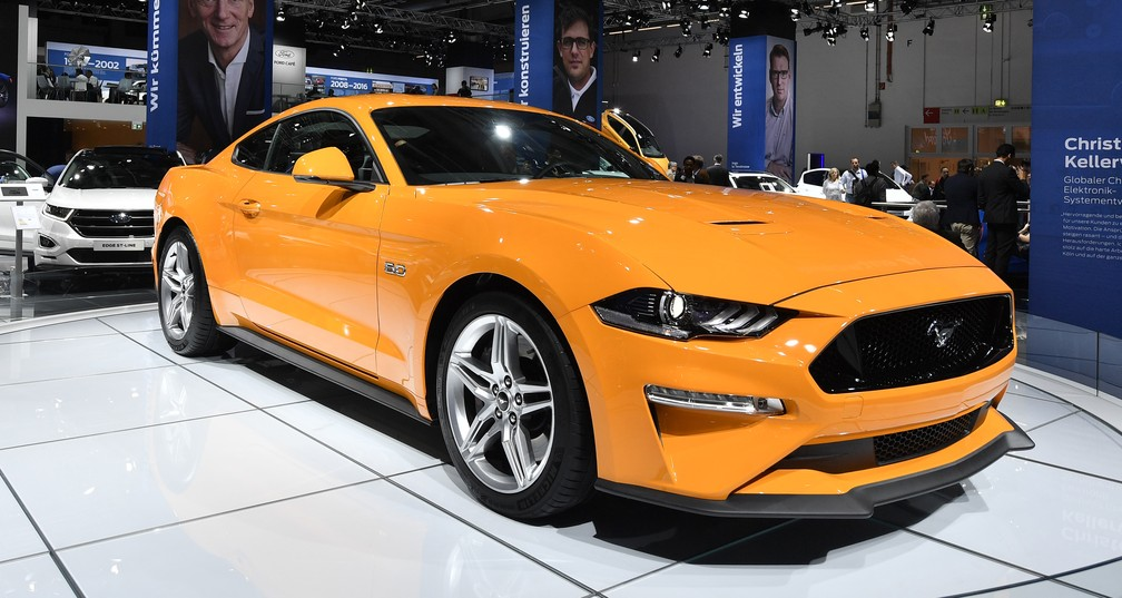 Ford Mustang (Foto: AP Photo/Martin Meissner)