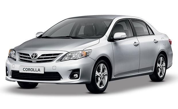 Usado Do Dia Toyota Corolla 2014 Auto Esporte Not 237 Cias