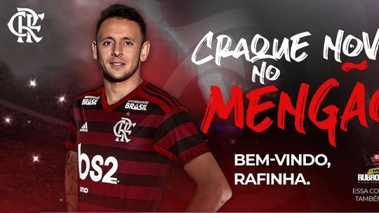 Foto: (Divulgação / Flamengo)