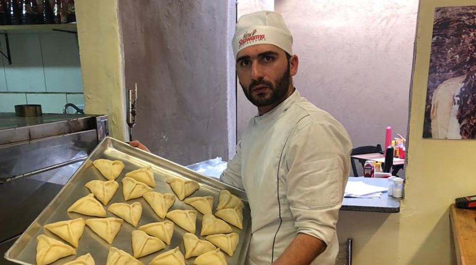 eyad, sírio (Foto: Arquivo Pessoal)