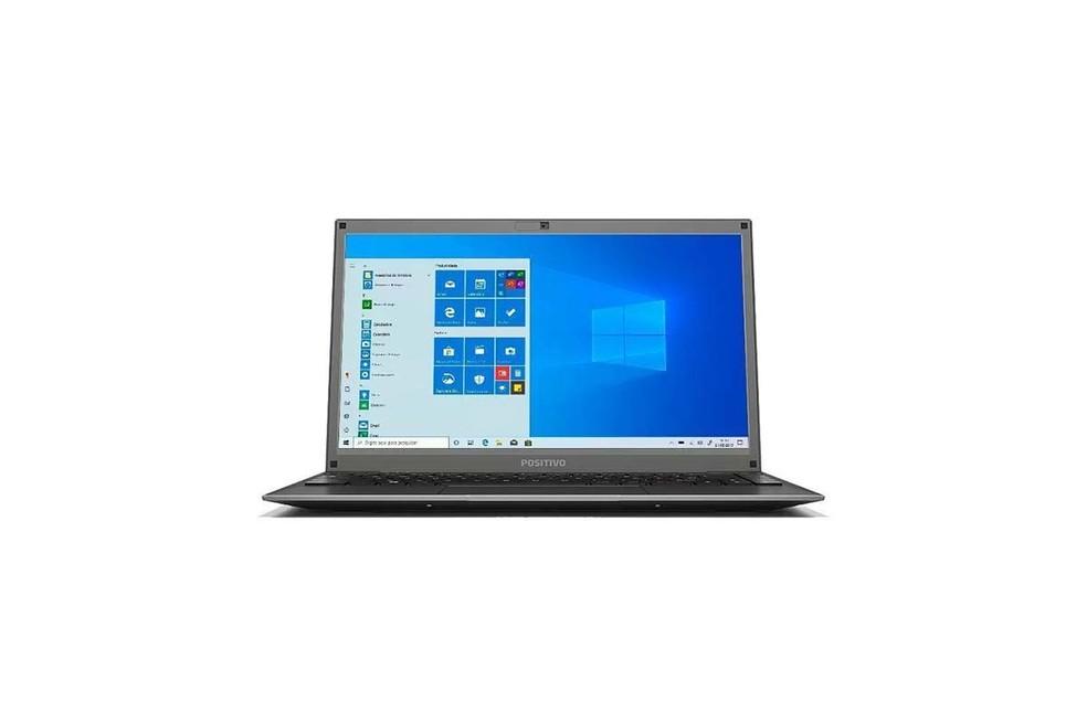 Motion vem com processador Pentium e memória de 4 GB — Foto: Divulgação/Positivo