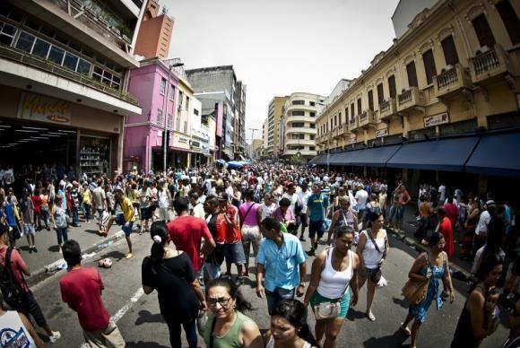 comércio, varejo, são paulo, (Foto: Marcelo Camargo/Agência Brasil)