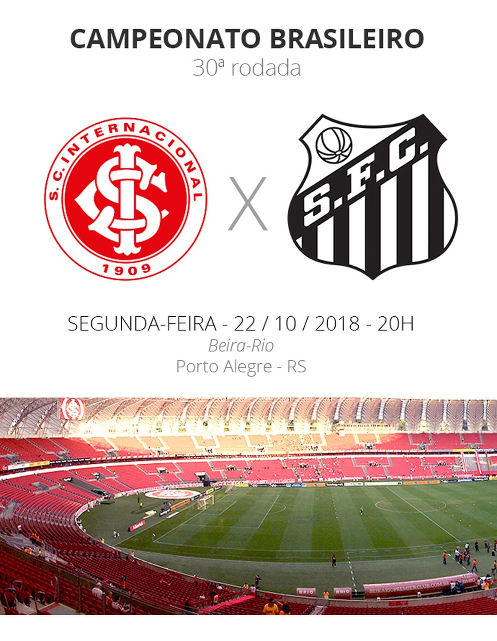 c4fe80e5d4 Rodada  30  tudo o que você precisa saber sobre Inter x Santos ...