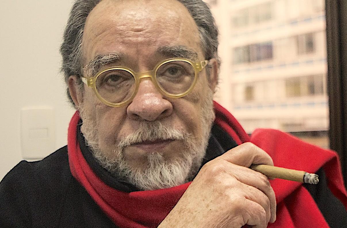 Diálogos Contemporâneos abre série de debates no DF com escritor Fernando Morais