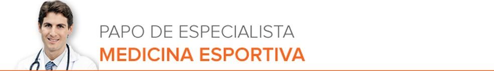 Médico do esporte (Foto: EU ATLETA)