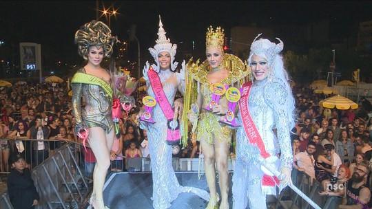 Pop Gay reúne 60 mil pessoas no Centro de Florianópolis