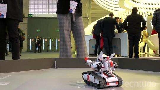 Robôs da Xiaomi e celular para trilha: veja lançamentos curiosos da MWC 2018