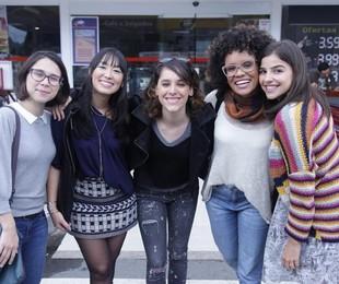As protagonistas de 'As five' | Divulgação