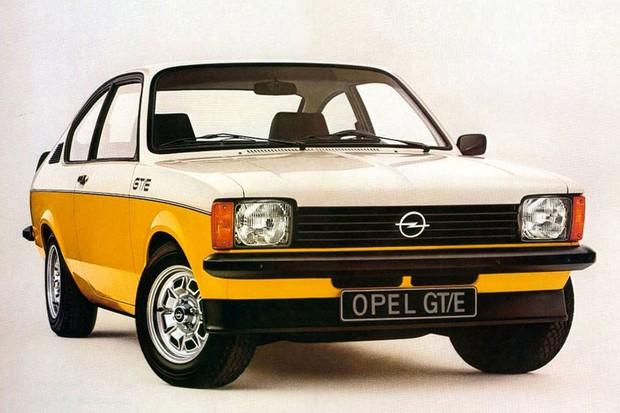 O Opel Kadett C teve um fastback, carroceria que ficava ainda mais sensual na GTE (Foto: Divulgação)