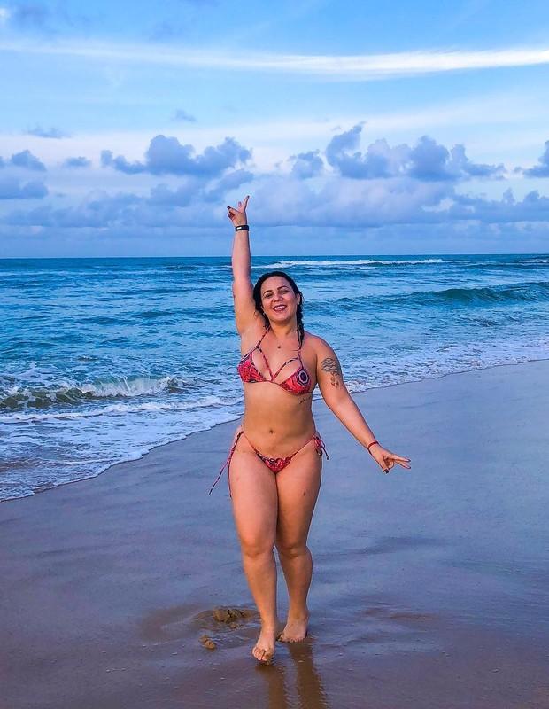 A ex-BBB Maria Cláudia (Foto: Reprodução/Instagram)