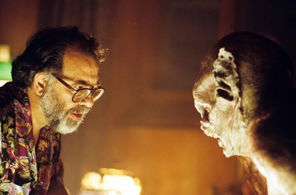 Francis Ford Coppola no set de Drácula de Bram Stoker (1992) (Foto: Reprodução)