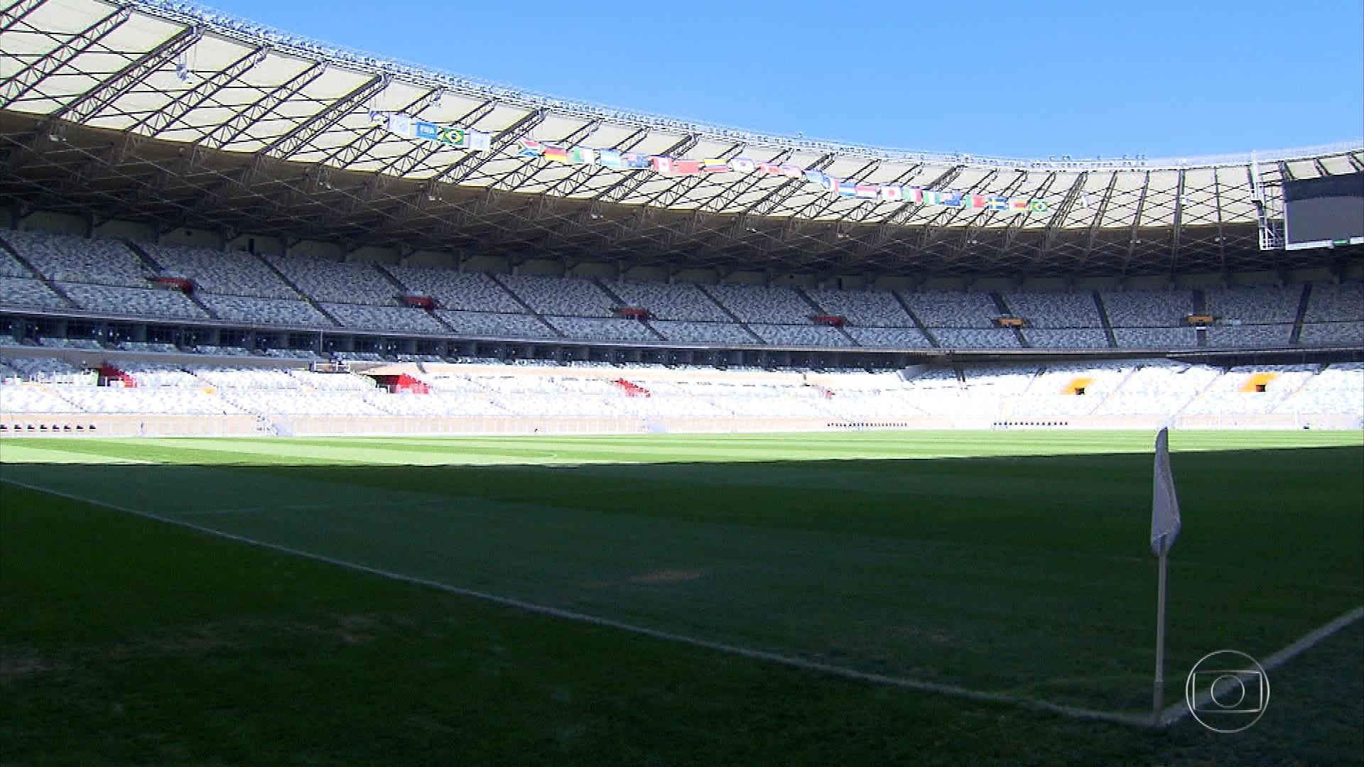 Testes para detectar Covid serão exigidos só para eventos sociais e futebol profissional em BH
