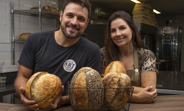 Artesanos Bakery: equipe no Desafio do Pão