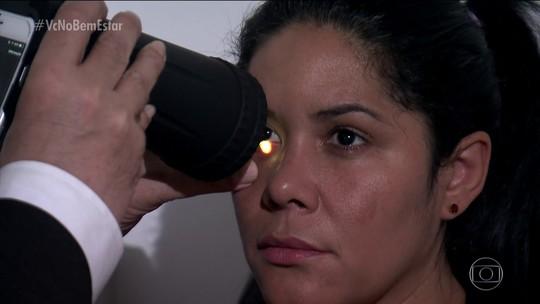 Exame de fundo de olho pode detectar diversos tipos de doenças
