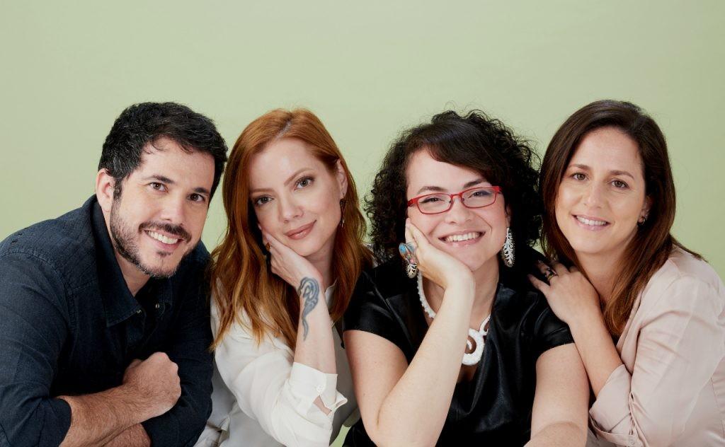 Sallve: nova marca de cosméticos brasileira liderada por Julia Petit  (Foto: Divulgação/ Hick Duarte)