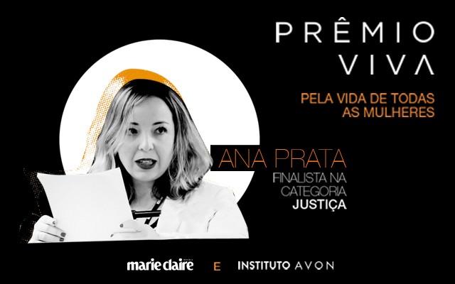 Ana Prata  (Foto: Silvana Martins)