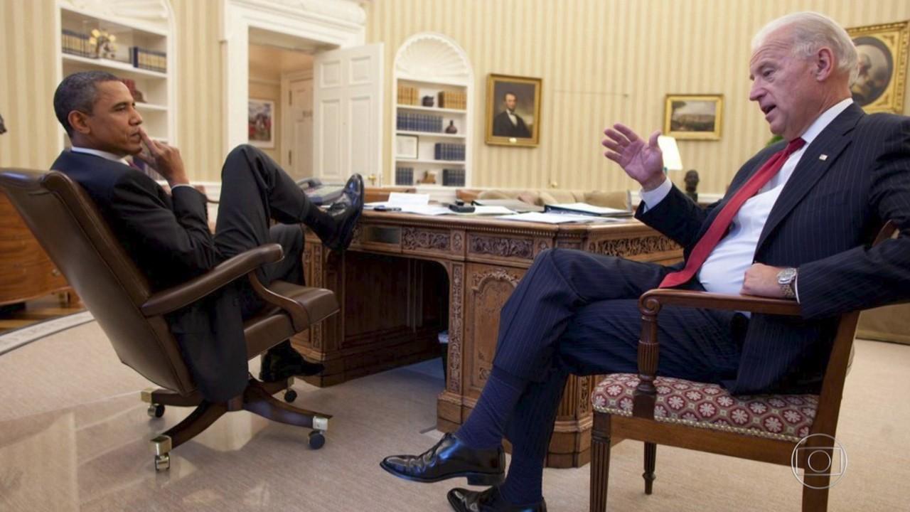 Joe Biden é a aposta democrata para aproximar o eleitor da imagem de um cidadão comum