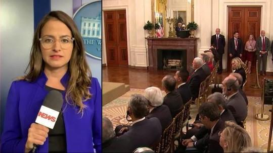 Casa Branca admite troca de favores com governo da Ucrânia