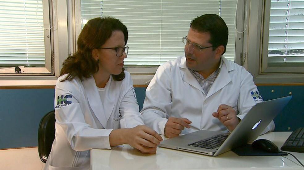 Pesquisadores em Ribeirão Preto, SP, estudam quimioterapia mais agressiva na terapia contra o diabetes  (Foto: Reprodução/EPTV)
