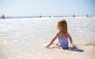 Como cuidar das crianças nos dias de verão