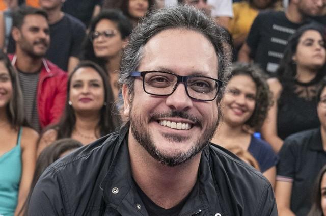 Lúcio Mauro Filho (Foto: Fábio Rocha/TV Globo)