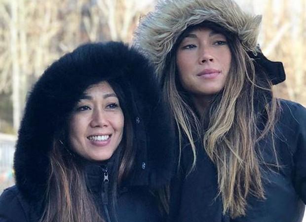 Dani Suzuki posta foto com a irmã  (Foto: Reprodução/Instagram)
