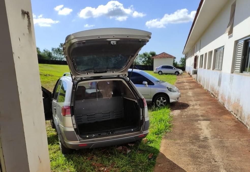 Médico suspeito de matar tio com 23 facadas em 2018 é preso enquanto fazia plantão na ala Covid — Foto: Polícia Civil/Divulgação