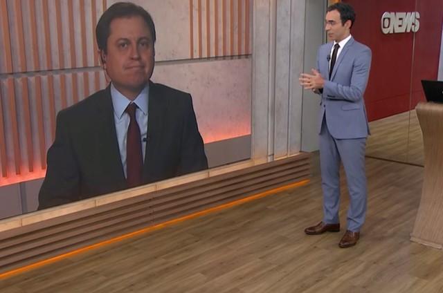 'Edição das 18h', na GloboNews (Foto: Reprodução)