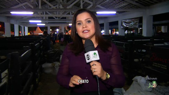 Expocrato, maior feira de agronegócios do Ceará, atrai milhares de pessoas no Cariri