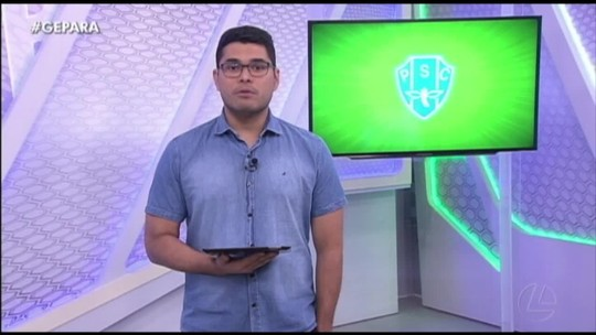 VÍDEO: Veja a íntegra do programa Globo Esporte Pará desta sexta-feira, dia 11