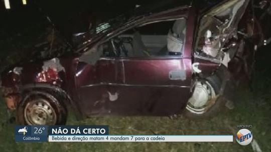 Suspeito de causar morte de mecânico ao dirigir bêbado tem prisão preventiva decretada
