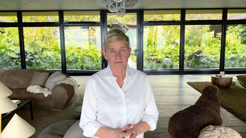 A apresentadora Ellen DeGeneres (Foto: Getty)