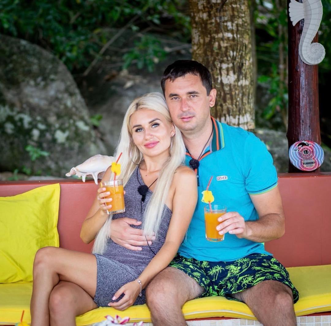 Rozaliia Raison e Andrey Shabarin (Foto: Reprodução Instagram)